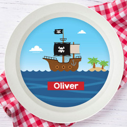 All Aboard Pirates Kids Bowl