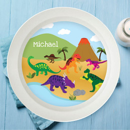 Dinosaurs in the Jungle Kids Bowl