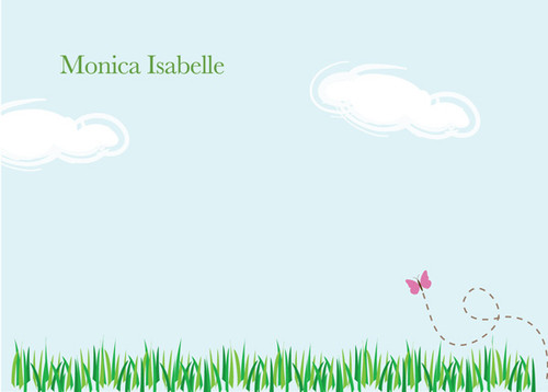 Shop Personalized Stationery For Kids | Morning Scene