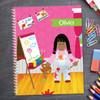Artist At Work Kids Notebook