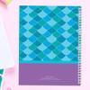 Mermaid Shades Kids Notebook