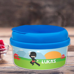 Cool Super Ninja Snack Bowl