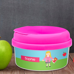 Learning Time Snack Bowl