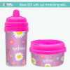 Field Of Flowers - Purple No Spill Cup