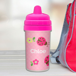 Best Sippy Cup for Baby with Lady Bugs