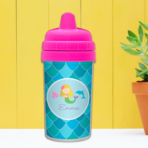 Mermaid Shades Sippy Cup