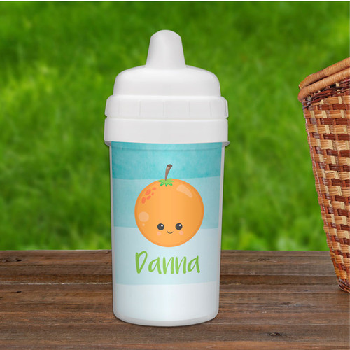 Best sippy cups for toddlers with Orange