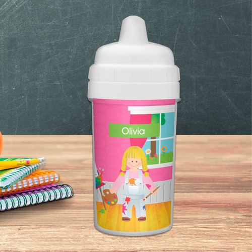 Artisit At Work Spill Proof Sippy Cup