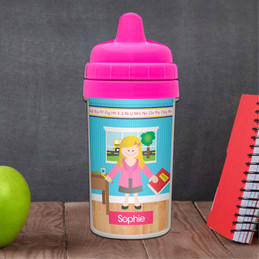 Learning Time Visit Sippy Cup