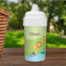 Jungle Fever Custom Sippy Cups
