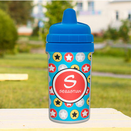 Super Hero Stars Sippy Cup