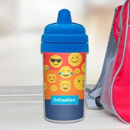 Boy Emojis Sippy Cup
