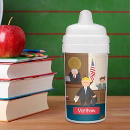 Legally Correct Boy Sippy Cup