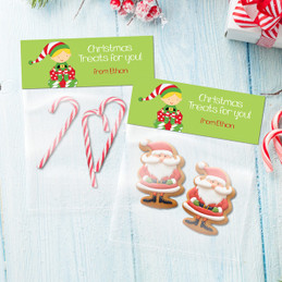 Sweet Elf Treat Bags