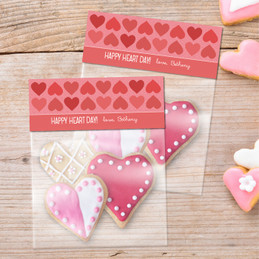 Full of Sweet Hearts Treat Bags