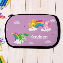 Sweet Unicorns Pencil Case