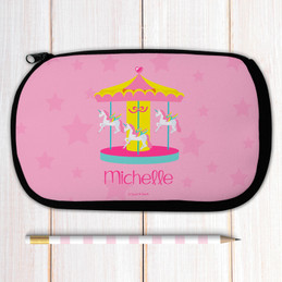 Sweet Carousel Pencil Case
