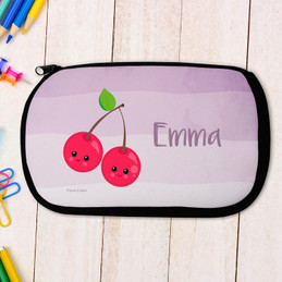 Yummy Cherries Pencil Case