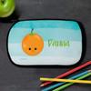Yummy Orange Pencil Case