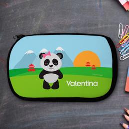 Sweet Panda Pencil Case