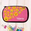 Girl Emojis Pencil Case