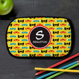 Super Hero Masks Pencil Case by Spark & Spark