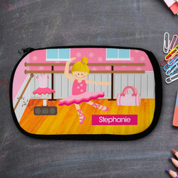 Ballerina Studio Pencil Case