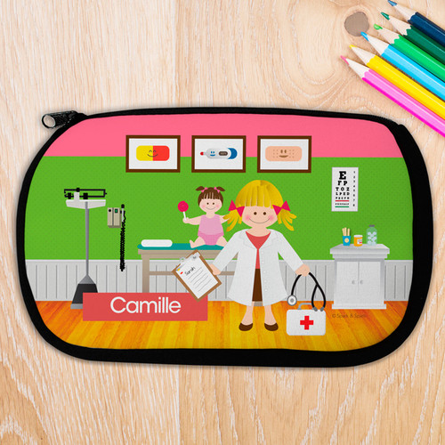 Doctor's Visit Pencil Case