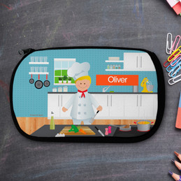 The Boy Chef Pencil Case by Spark & Spark