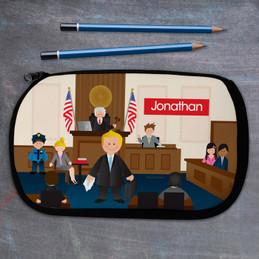 Legally Correct (Boy) Pencil Case
