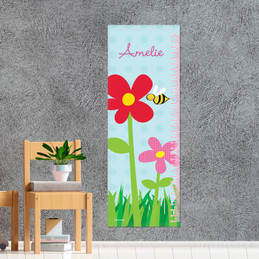 Spring Flowers Growth Chart