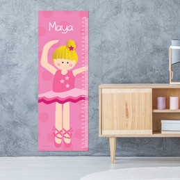 Love for Ballet Growth Chart