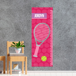 Tennis Fan Growth Chart