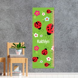 Curious Lady Bug Growth Chart