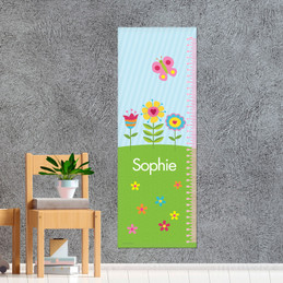 Spring Blooms Growth Chart