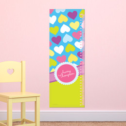 Happy Hearts Growth Chart