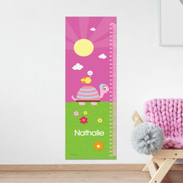 Turtle And Happy Bird Growth Chart