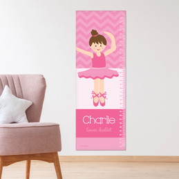Sweet Ballerina Growth Chart