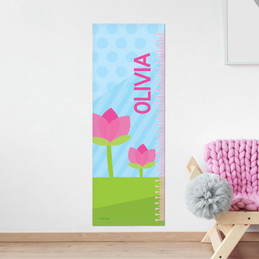 Cute Tulip Growth Chart