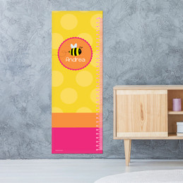 Fly Little Bee Growth Chart