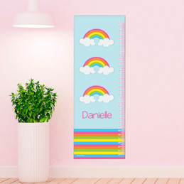 A Rainbow In The Sky Growth Chart