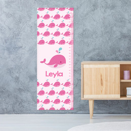 Sweet Pink Whale Growth Chart