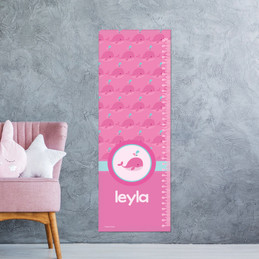 Sweet Pink Whale all Pink Growth Chart