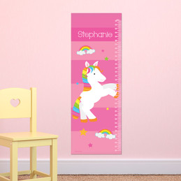 Playful Pony Growth Chart