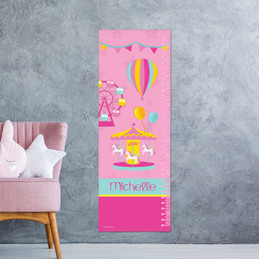Sweet Carousel Growth Chart