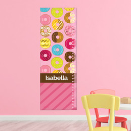 Sweet Donuts Growth Chart