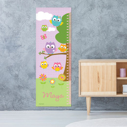 Owls on the field Growth Chart