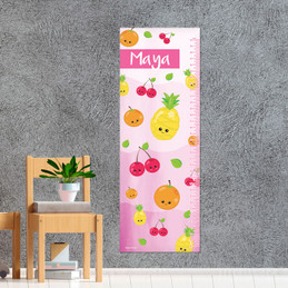 Yummy Pineapples Growth Chart