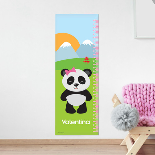 Sweet Panda Growth Chart