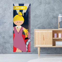 Artist In the Spotlight Kids Growth Chart